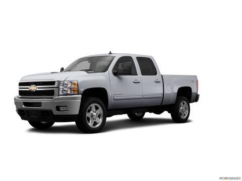 2014 Chevrolet Silverado 2500HD for sale at SULLIVAN MOTOR COMPANY INC. in Mesa AZ