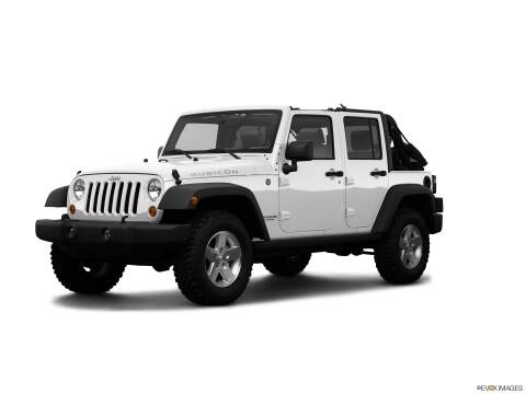 2009 Jeep Wrangler Unlimited for sale at SULLIVAN MOTOR COMPANY INC. in Mesa AZ