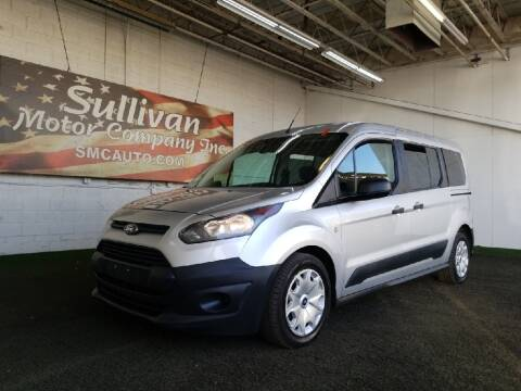 2016 Ford Transit Connect Wagon for sale at SULLIVAN MOTOR COMPANY INC. in Mesa AZ