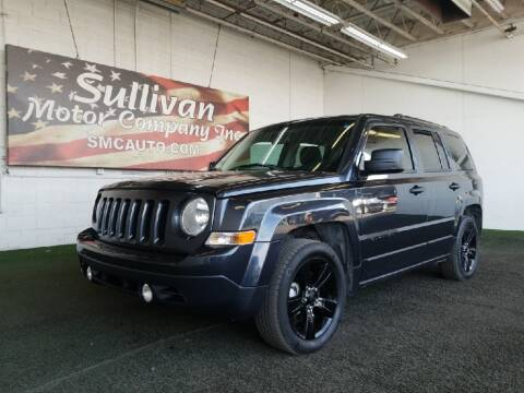 2014 Jeep Patriot for sale at SULLIVAN MOTOR COMPANY INC. in Mesa AZ