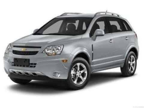 2014 Chevrolet Captiva Sport for sale at SULLIVAN MOTOR COMPANY INC. in Mesa AZ