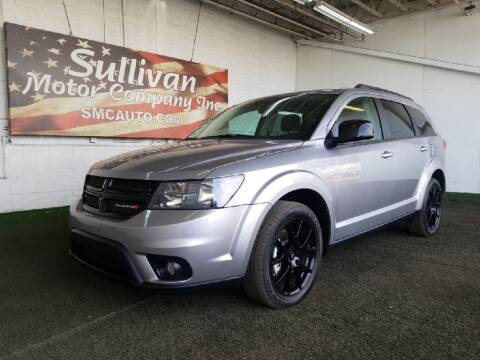 2018 Dodge Journey for sale at SULLIVAN MOTOR COMPANY INC. in Mesa AZ