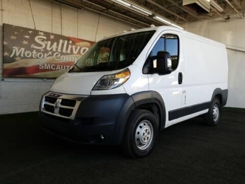 2017 RAM ProMaster Cargo for sale at SULLIVAN MOTOR COMPANY INC. in Mesa AZ