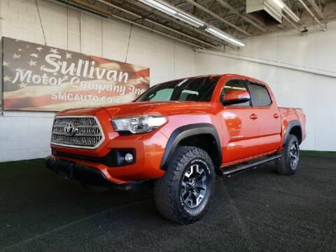 2017 Toyota Tacoma for sale at SULLIVAN MOTOR COMPANY INC. in Mesa AZ
