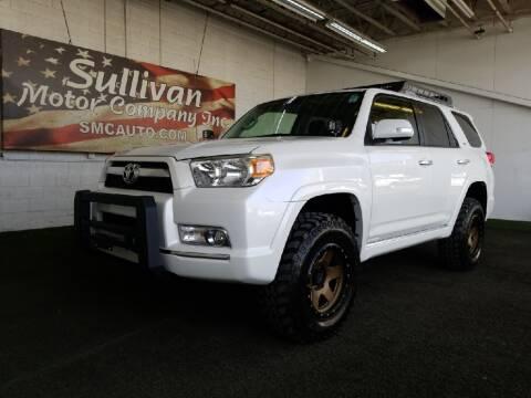 2013 Toyota 4Runner for sale at SULLIVAN MOTOR COMPANY INC. in Mesa AZ