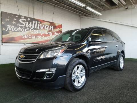 2014 Chevrolet Traverse for sale at SULLIVAN MOTOR COMPANY INC. in Mesa AZ