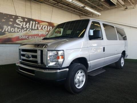 2014 Ford E-Series Wagon for sale at SULLIVAN MOTOR COMPANY INC. in Mesa AZ