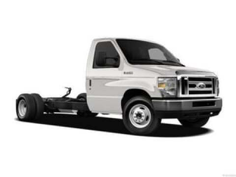 2012 Ford E-Series Chassis for sale at SULLIVAN MOTOR COMPANY INC. in Mesa AZ