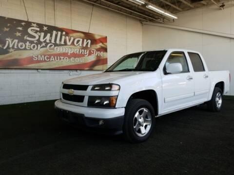 2012 Chevrolet Colorado for sale at SULLIVAN MOTOR COMPANY INC. in Mesa AZ