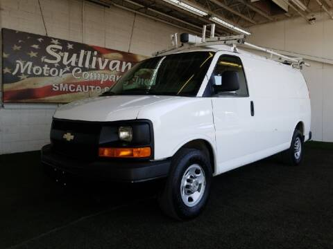 2011 Chevrolet Express Cargo for sale at SULLIVAN MOTOR COMPANY INC. in Mesa AZ