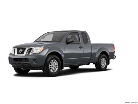 2019 Nissan Frontier for sale at SULLIVAN MOTOR COMPANY INC. in Mesa AZ