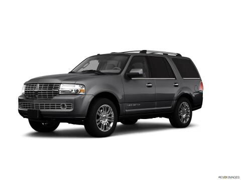 2010 Lincoln Navigator for sale at SULLIVAN MOTOR COMPANY INC. in Mesa AZ