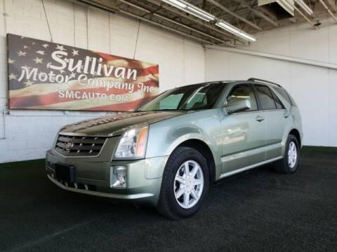 2004 Cadillac SRX for sale at SULLIVAN MOTOR COMPANY INC. in Mesa AZ