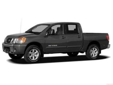 2012 Nissan Titan for sale at SULLIVAN MOTOR COMPANY INC. in Mesa AZ