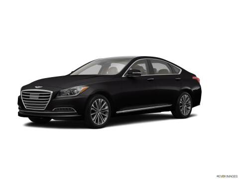 2015 Hyundai Genesis for sale at SULLIVAN MOTOR COMPANY INC. in Mesa AZ
