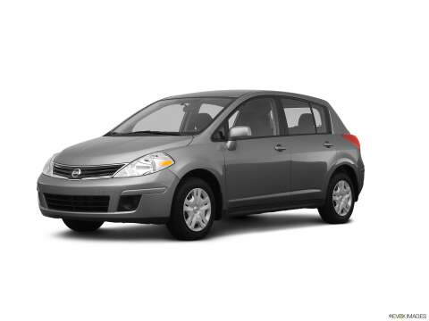 2012 Nissan Versa for sale at SULLIVAN MOTOR COMPANY INC. in Mesa AZ