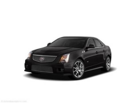 2009 Cadillac CTS-V for sale at SULLIVAN MOTOR COMPANY INC. in Mesa AZ