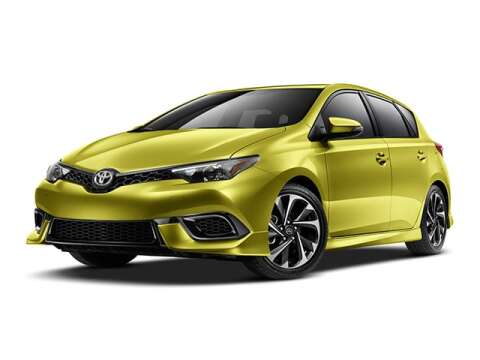 2018 Toyota Corolla iM for sale at SULLIVAN MOTOR COMPANY INC. in Mesa AZ