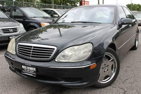 2002 Mercedes-Benz S-Class for sale in Norfolk, VA