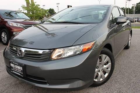 2012 Honda Civic for sale in Norfolk, VA