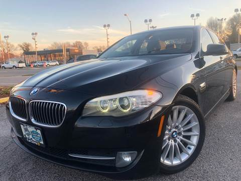 2011 BMW 5 Series for sale at Carterra in Norfolk VA