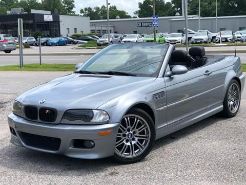 2004 BMW M3 for sale at Carterra in Norfolk VA
