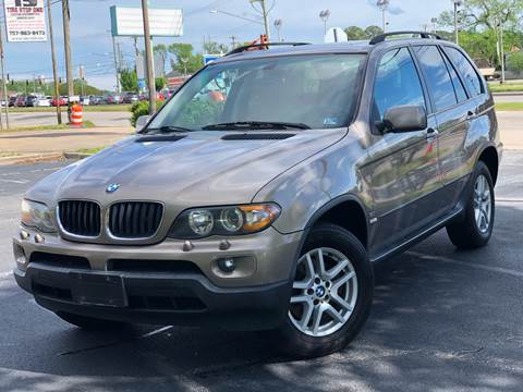 2006 BMW X5 for sale at Carterra in Norfolk VA