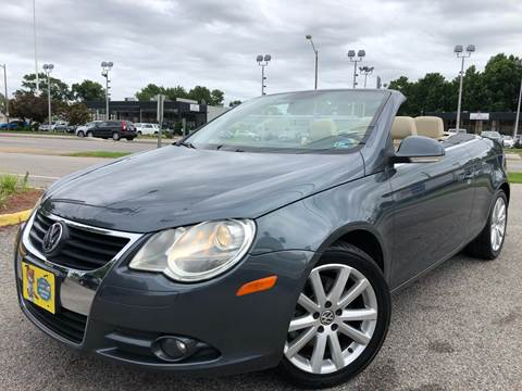 2007 Volkswagen Eos for sale at Carterra in Norfolk VA