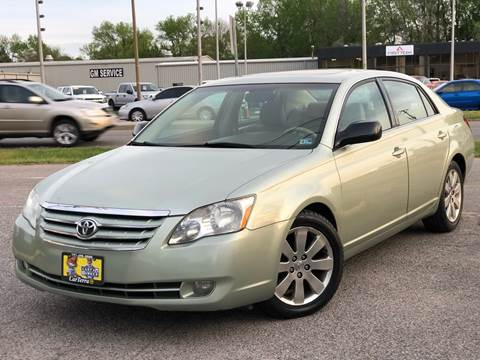 2007 Toyota Avalon for sale at Carterra in Norfolk VA