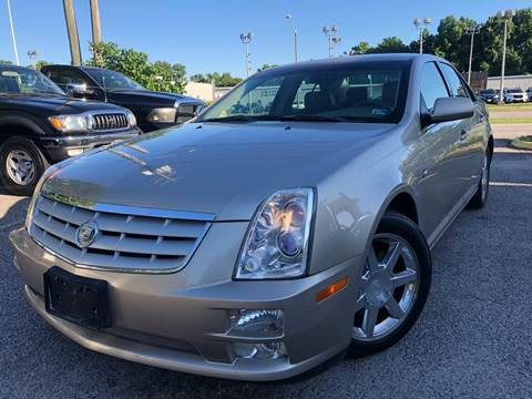 2005 Cadillac STS for sale at Carterra in Norfolk VA