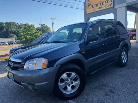 2002 Mazda Tribute for sale at Carterra in Norfolk VA