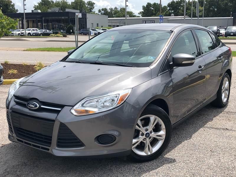 2013 Ford Focus for sale at Carterra in Norfolk VA