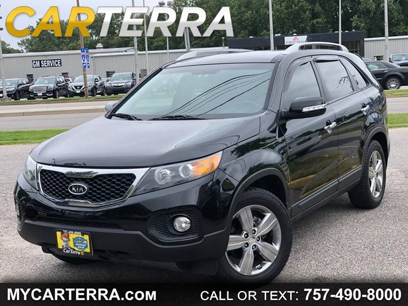 2013 Kia Sorento for sale at Carterra in Norfolk VA
