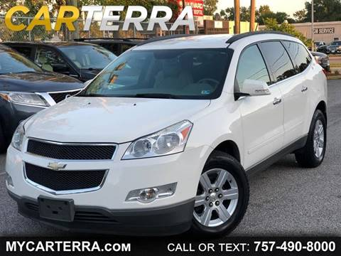 2012 Chevrolet Traverse for sale at Carterra in Norfolk VA