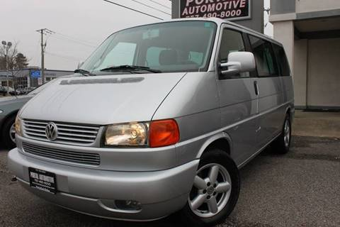 2003 Volkswagen EuroVan for sale in Norfolk, VA