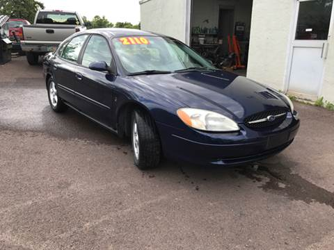 2001 Ford Taurus for sale in Plumsteadville, PA