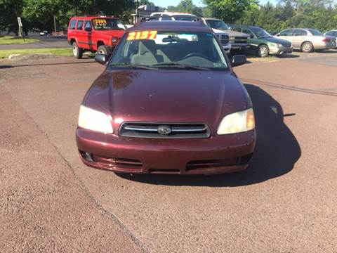 2001 Subaru Legacy for sale in Plumsteadville, PA