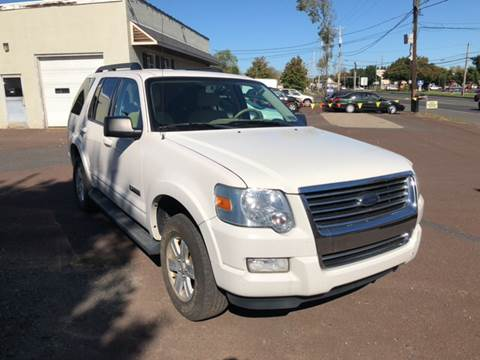 2008 Ford Explorer for sale in Plumsteadville, PA