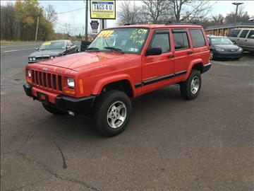2000 jeep cherokee for sale in plumsteadville pa. Cars Review. Best American Auto & Cars Review