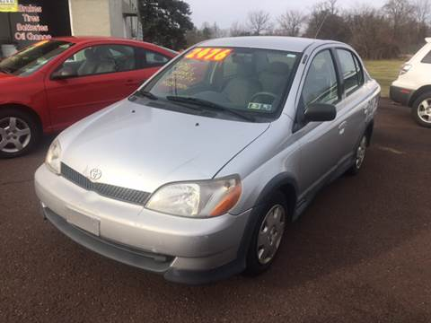 2001 Toyota ECHO for sale in Plumsteadville, PA