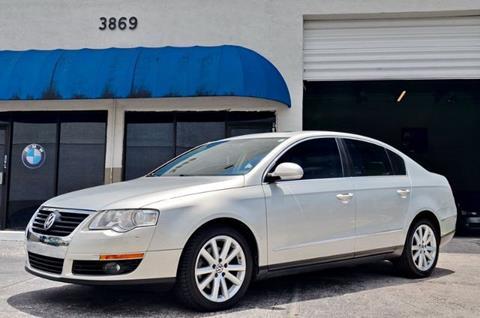 2010 Volkswagen Passat for sale in Hollywood, FL