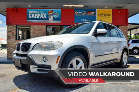 2008 BMW X5 for sale at ALWAYSSOLD123 INC in North Miami Beach FL