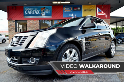 2013 Cadillac SRX for sale at ALWAYSSOLD123 INC in North Miami Beach FL