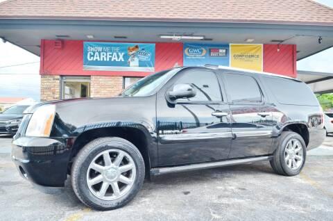 2007 GMC Yukon XL for sale at ALWAYSSOLD123 INC in North Miami Beach FL