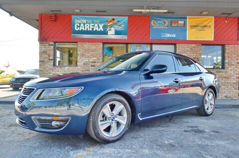 2011 Saab 9-5 for sale at ALWAYSSOLD123 INC in North Miami Beach FL