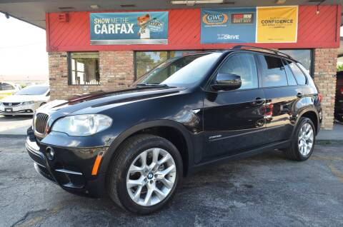 2012 BMW X5 for sale at ALWAYSSOLD123 INC in North Miami Beach FL