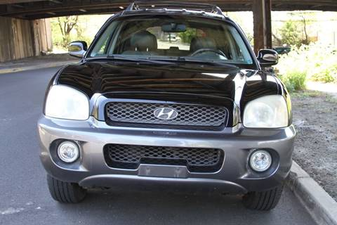 2003 Hyundai Santa Fe for sale in North Bergen NJ