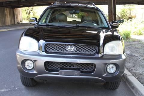 Captivating 2003 Hyundai Santa Fe For Sale In North Bergen, NJ