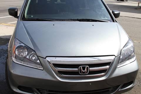2007 Honda Odyssey for sale in North Bergen, NJ
