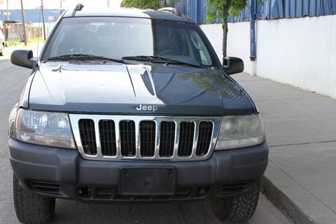 2002 Jeep Grand Cherokee for sale in North Bergen, NJ